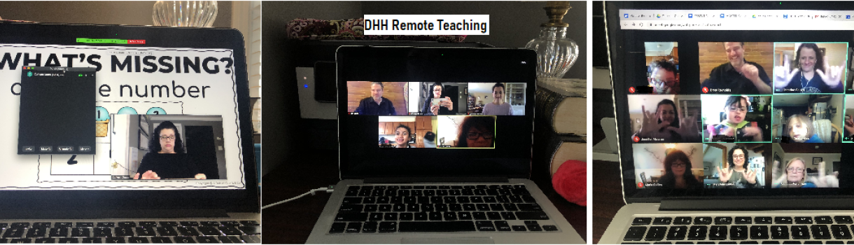 DHH Remote Learning